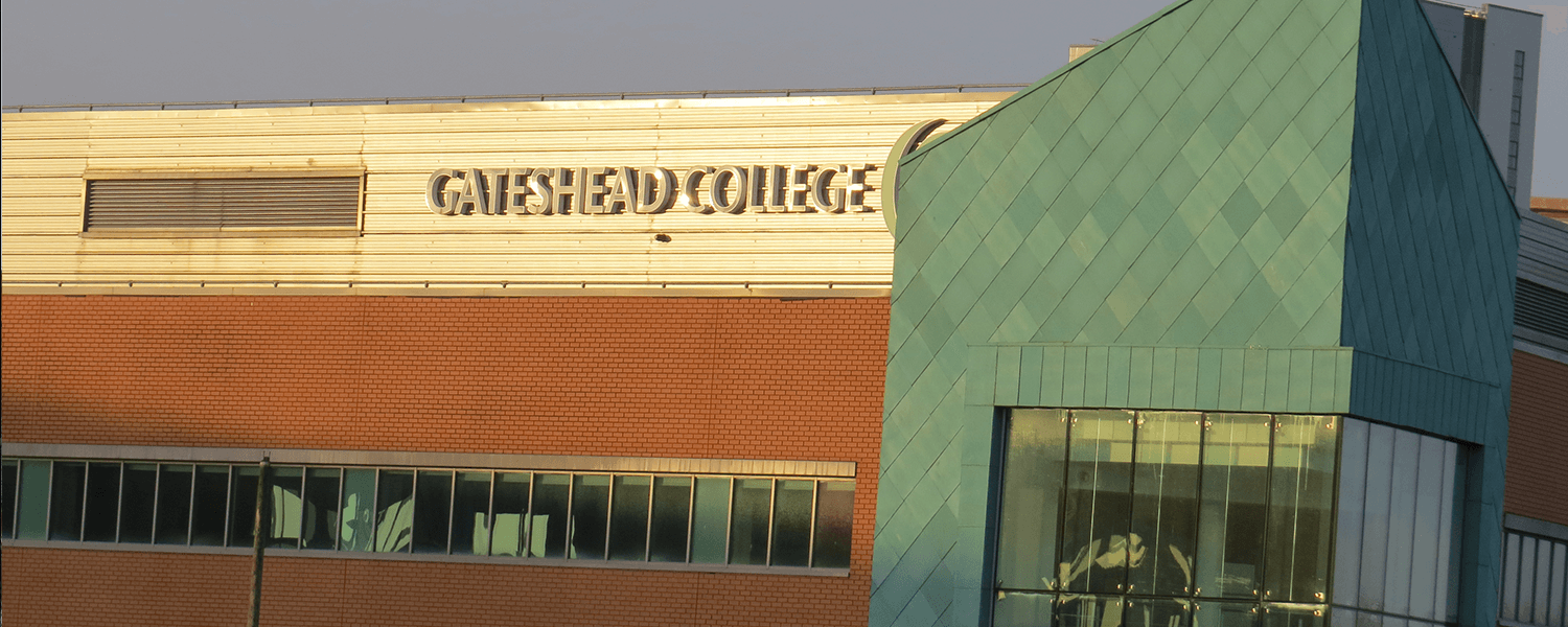 Gateshead College Building