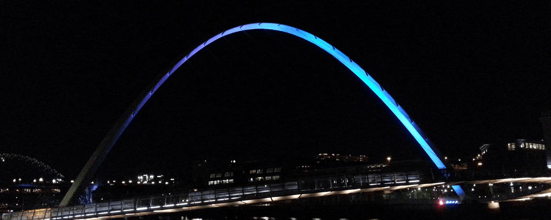 Millenium Bridge Gateshead
